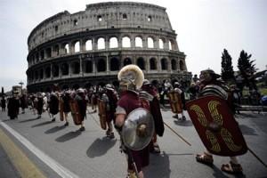 ITALY-ROME-ANNIVERSARY-PARADE